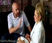 скриншот для Скачать порно бесплатно: Блонди с большими буферами сосет длинный хуй