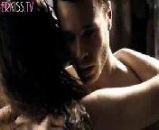 скриншот для Скачать порно бесплатно: Романтические ласки сексуальной танцовщицы и горячего мачо.